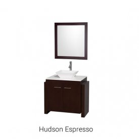 Hudson Espresso | Available Sizes: 36″ (by Special Order Only).