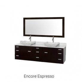 Encore Espresso | Available Sizes: 52″ & 78″