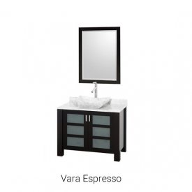 Vara Espresso | Available Sizes: 36″ (by Special Order Only).