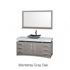 Monterey Gray Oak | Available Sizes: 60″