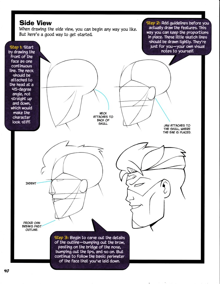 Simplified Anatomy for the Comic Book Artist   Christopher ...
