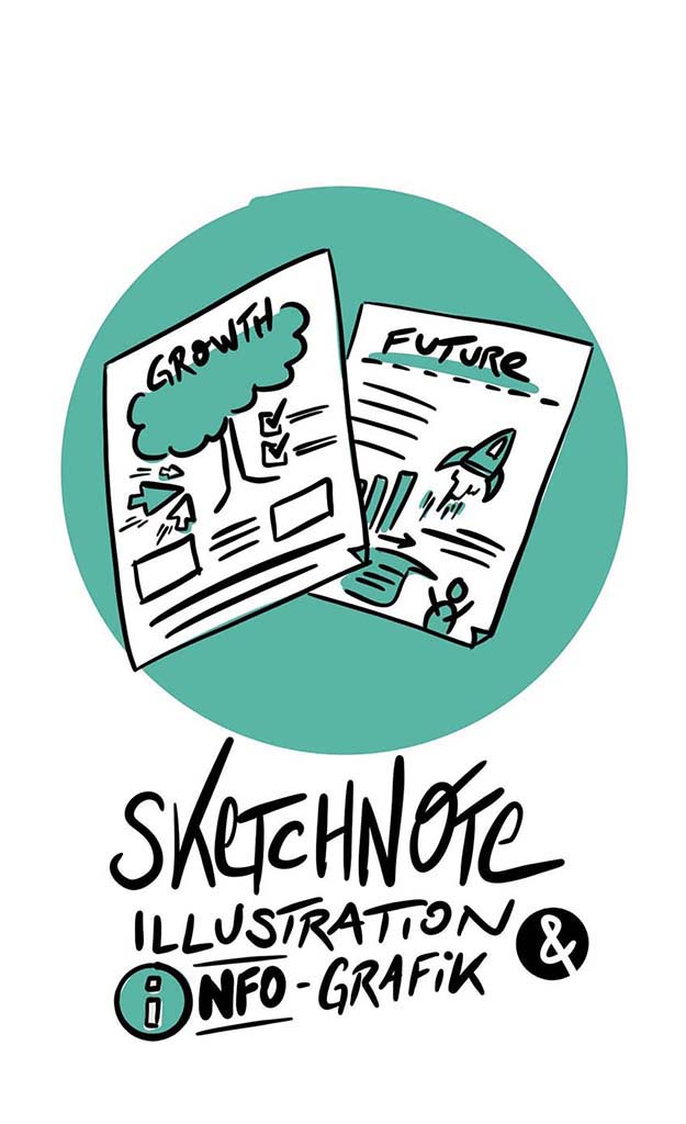 Sketchnote Illustration Infographic ChristopherHenke.de