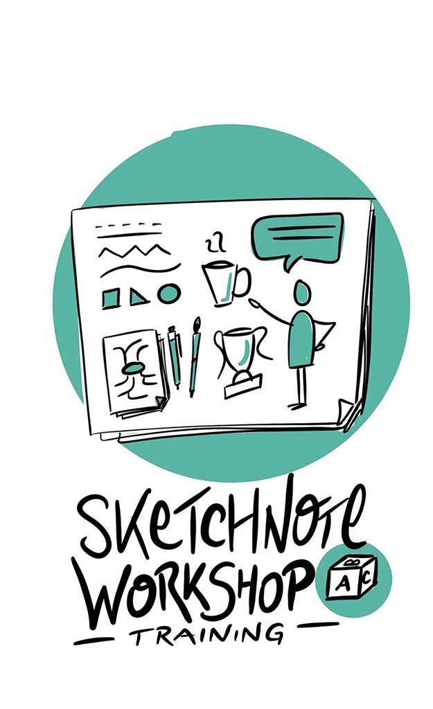 Sketchnote Workshop Training ChristopherHenke.de