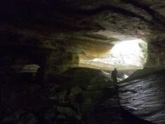 Deliveranceville cave.