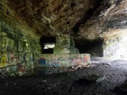 Koj, graffiti, Deliveranceville Quarry