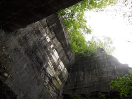 Skylight, Deliveranceville Quarry.