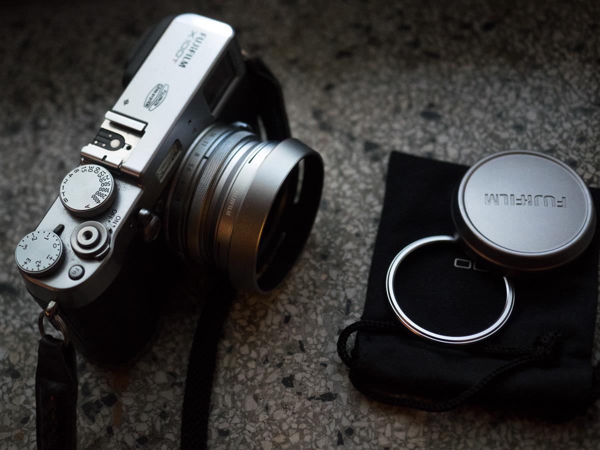 Fujifilm LH-X100 Lens Hood Review