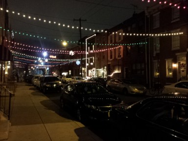 South Philly Christmas