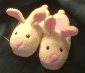 bunnySlppers