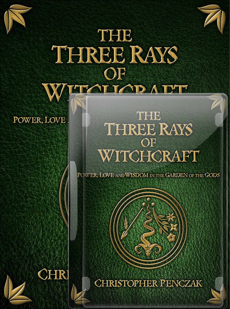 The Three Rays Book and CD