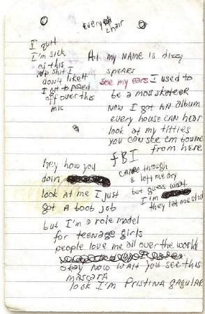 Lyrics33