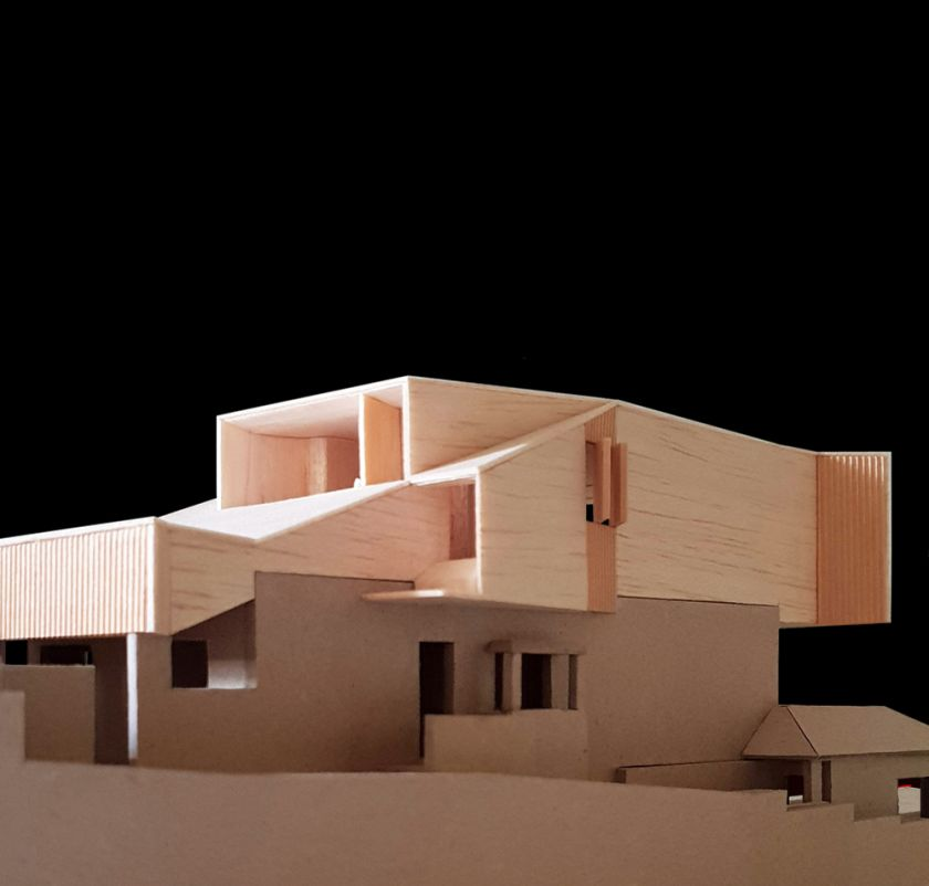 Christopher Polly Architect Manifold House