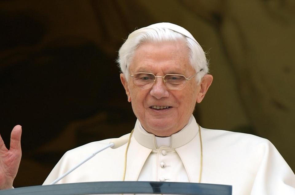 La dimisión de Benedicto XVI.