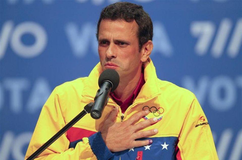 Lo que ocurre en Venezuela.