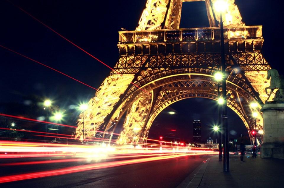 París, la ciudad de la libertad.