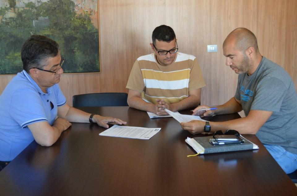 Firmado el convenio con las Asociaciones Vecinales del municipio.