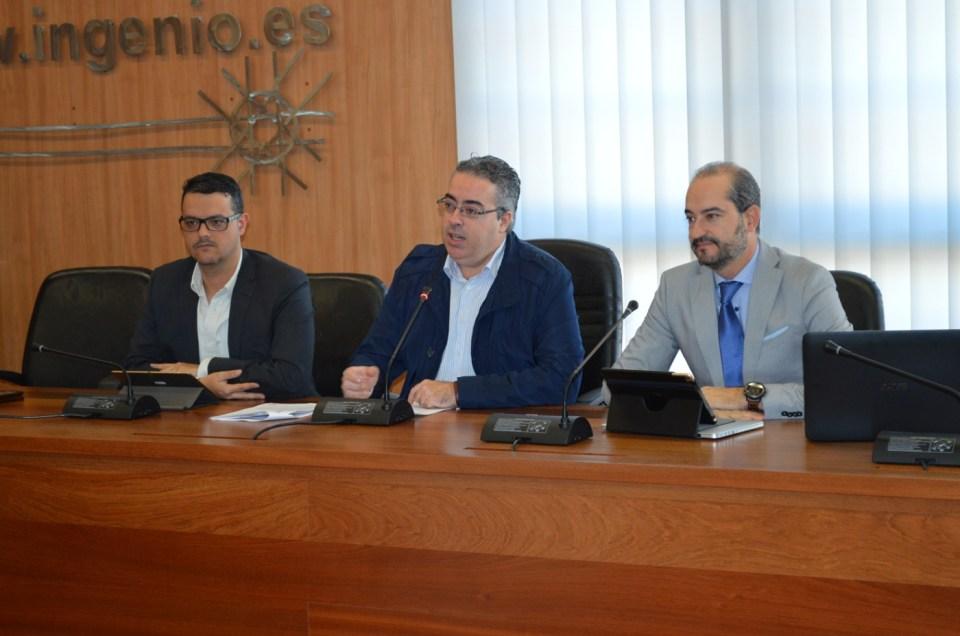 Nos marcamos el reto de ser el municipio más transparente de Canarias.