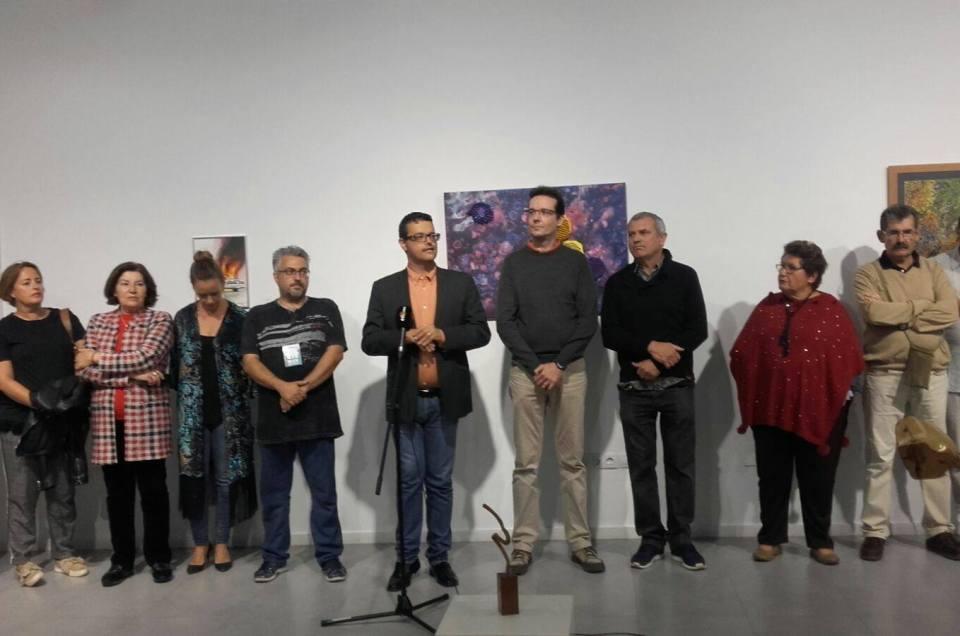 «Simbiosis». La exposición de artistas de Ingenio.