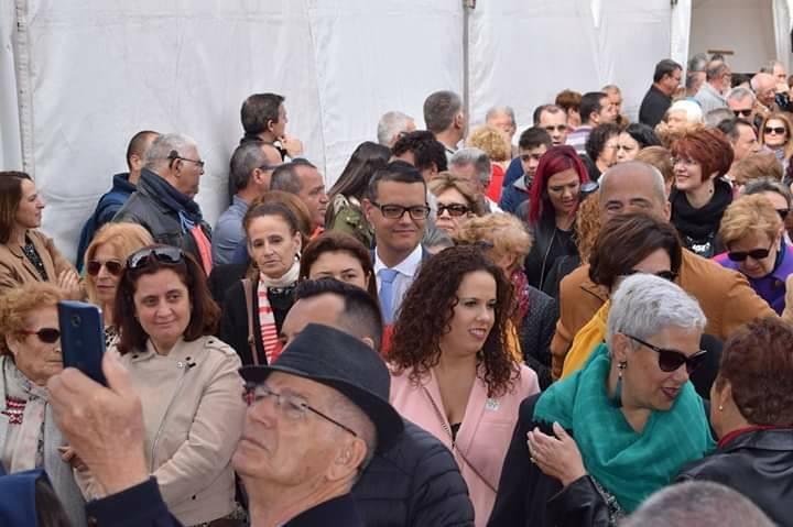 Fiestas Patronales de Candelaria 2019.