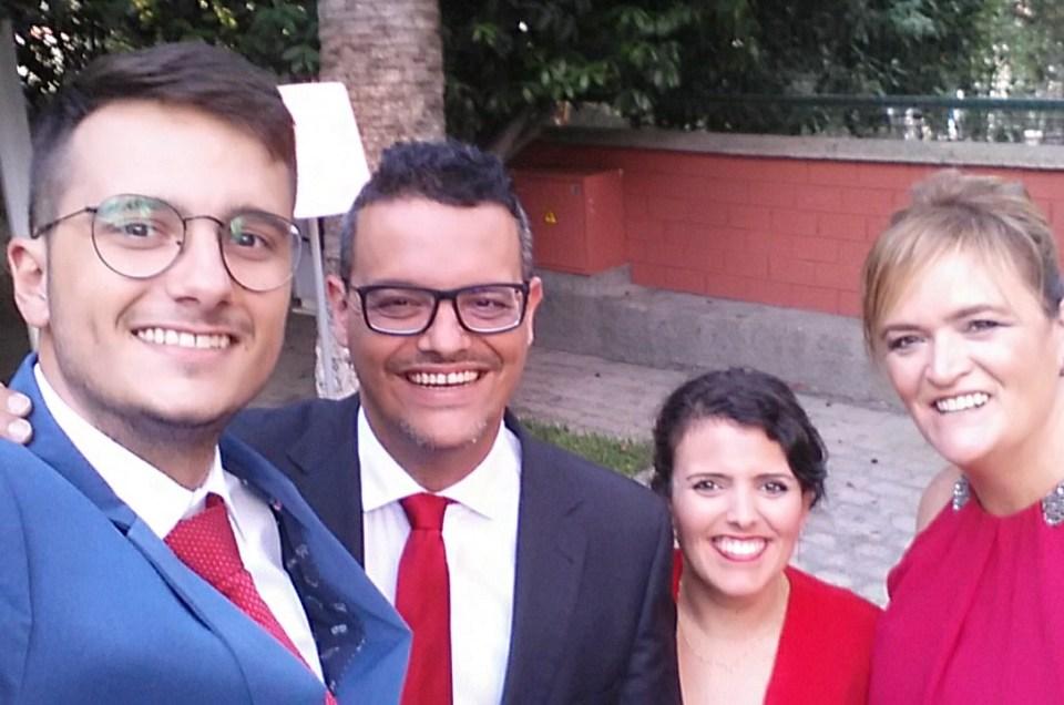 ¡Gracias Gema y Miguel!