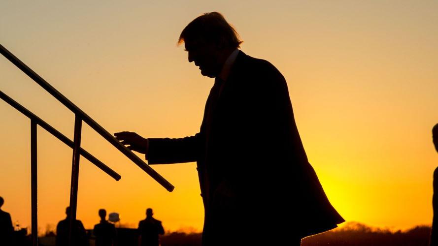 Trump; el legado de un país en llamas.