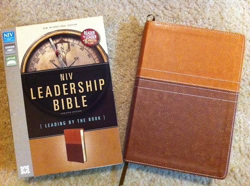 Review of NIV Leadership Bible