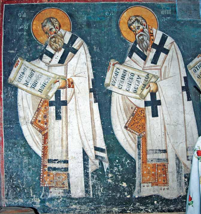 St. Antipas of Pergamum