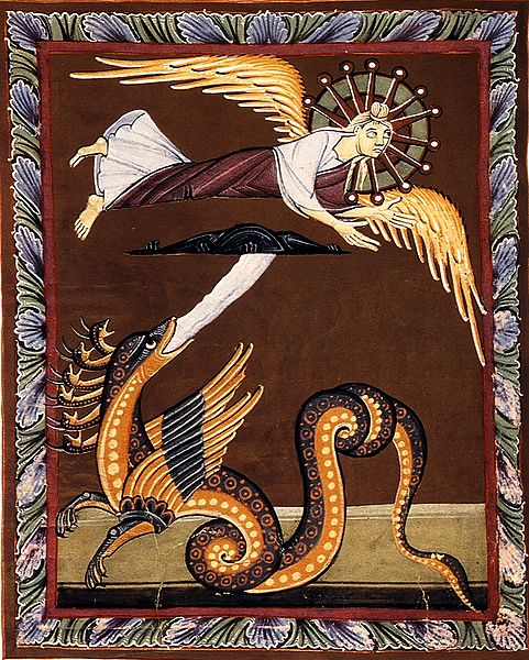 The Dragon and His Pursuit (Rev 12:13-18)