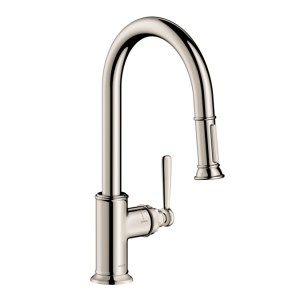 Axor Montreux Kitchen Faucet Polished Nickel