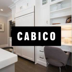 Cabico modern and traditional cabinetry from Christopher's Kitchen & Bath.