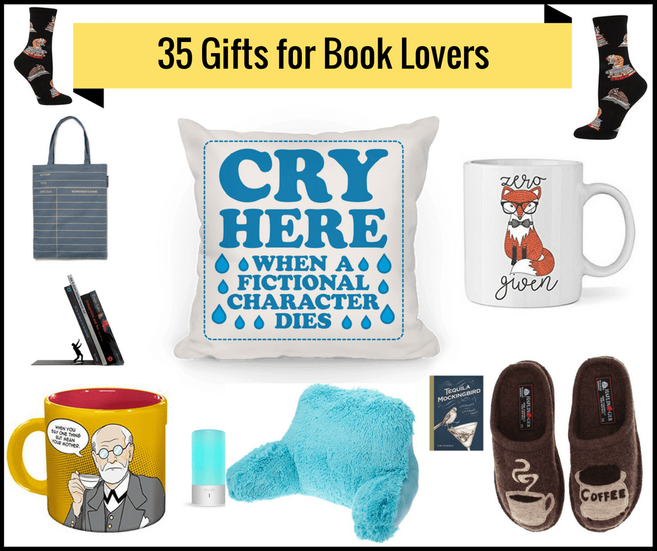 35 Gifts For Readers 2020