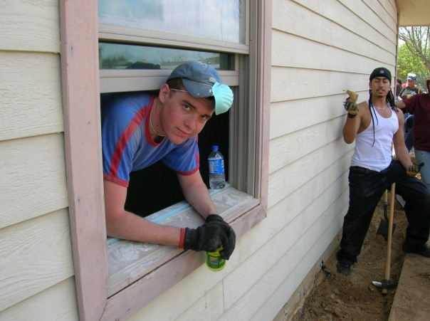 Habitat for Humanity in Laredo, Texas Reflections