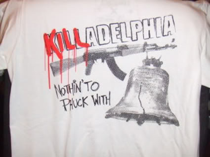 Murder rates in Philadelphia and other cities are all marketing
