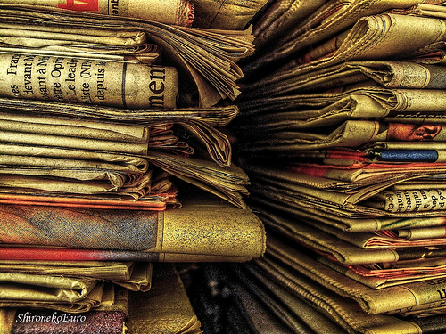 Why print will last so much longer than you think it will (hint: we can feel it)