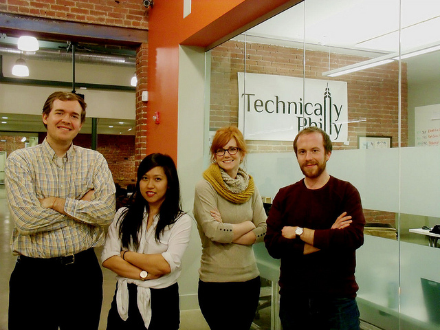 New Technically Philly office space