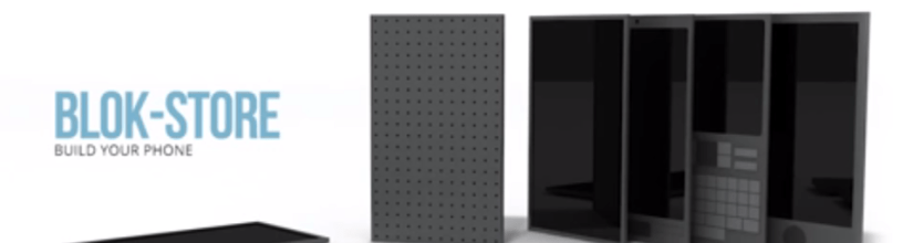 Phone Bloks: reduce electronic waste by making hardware more adaptable