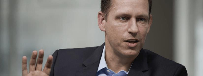 Every entrepreneur should be building a monopoly: Peter Thiel