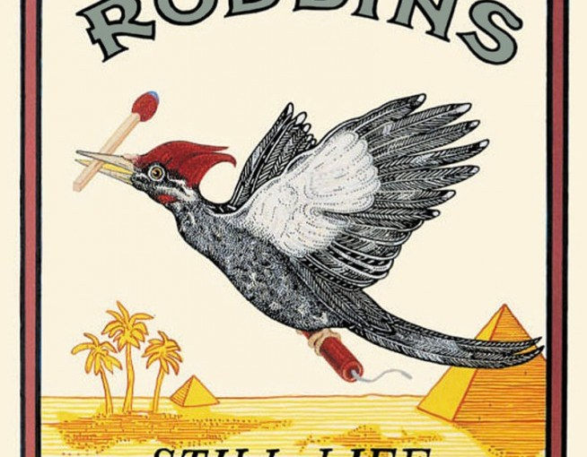Still Life with Woodpecker: my favorite passages from the Tom Robbins 1980 'post modern fairy tale'