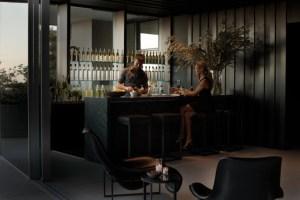 AKA Residences Include Private Bar & Lounge
