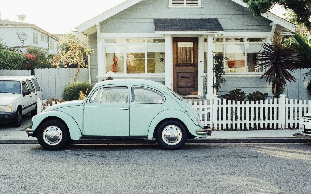 VW Beetle & Home