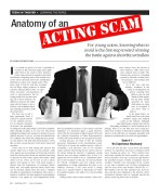 Feature - Acting Scams