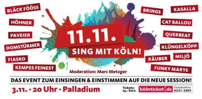 Sing mit Köln