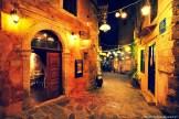 Greek alley