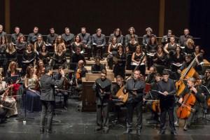 Te deum - M. A. Charpentier with Camerata Armonia Atenea @Onassis Cultural Center 2014