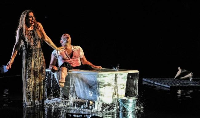 Orestes - Pylades with Camerata Armonia Atenea @Athens Festival 2015