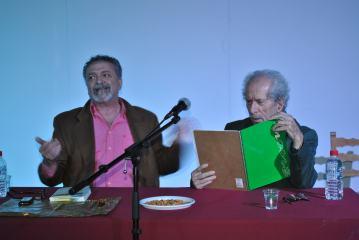 Γιώργος Ηλιάδης, Μαρίνος Σμπώκος.