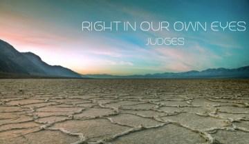 Judges - Series Cover