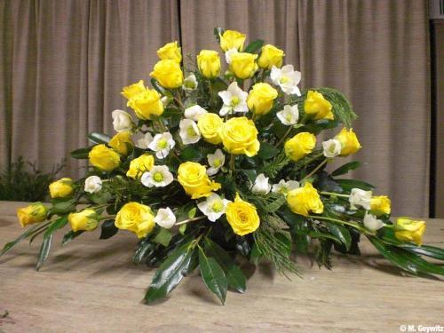 Gesteck Goldene Hochzeit Burrer 12-09 (1)