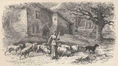 Jeanne d'Arc bergère