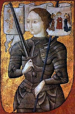 Portrait de Jeanne d'Arc (1429 - 1431)